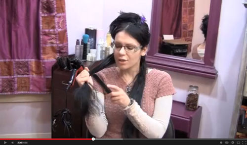 YouTube videos for Great Lengths Extension Tips